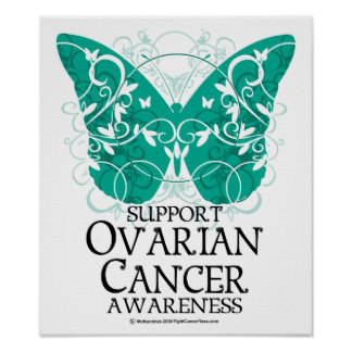 September is National Ovarian Cancer Awareness Month