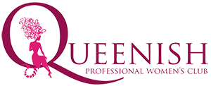 Queenish Professional Women's Club Logo