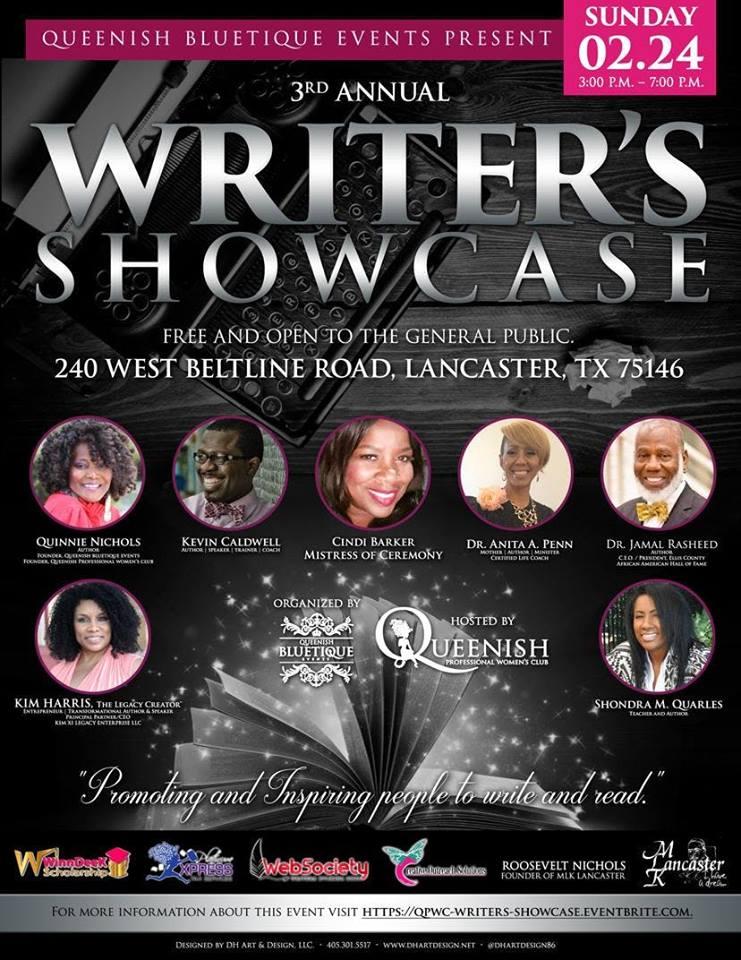 Writer's Showcase
