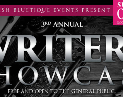 2019 Writer's Showcase - Queenish Professional Women's Club