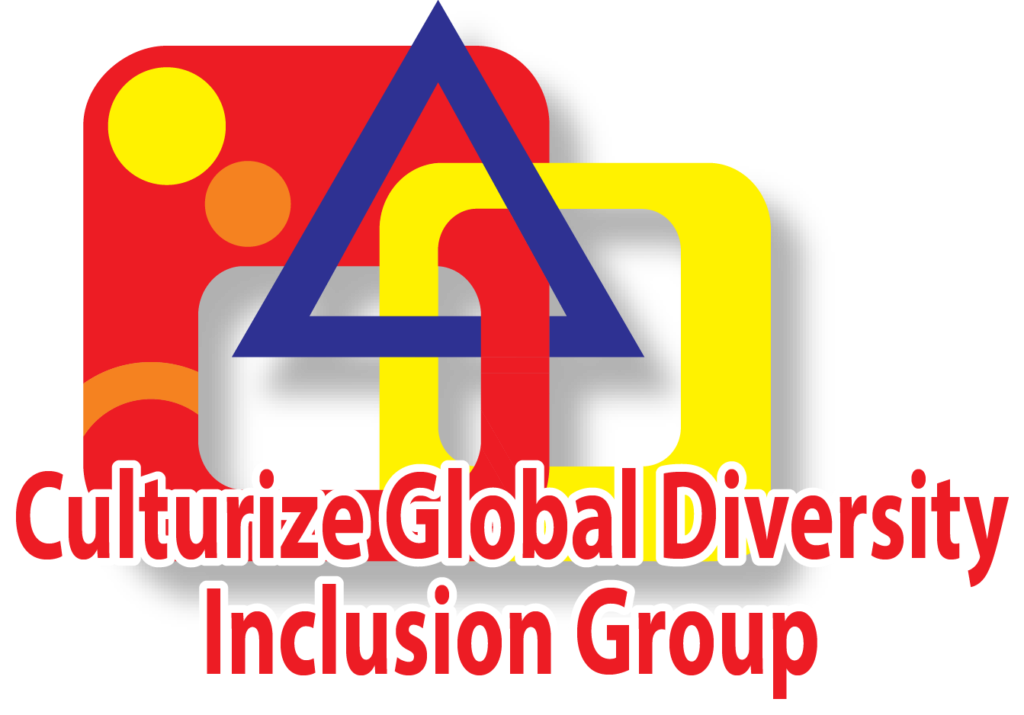 Culturize Global Diversity Inclusion Group Logo
